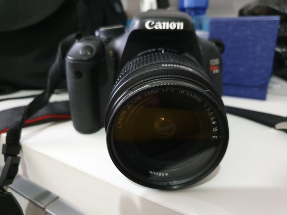 Canon T3i Bem Conservada