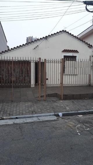 Terreno À Venda, 224 M² Por R$ 850.000 - Tatuapé - São Paulo/sp - Te0058