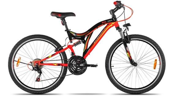 Bicicleta Mtb Aurora 600dsx Doble Suspensión *ahora 12 Y 18*