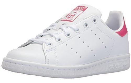 Zapato Stan Smith J Para Niña De adidas Originals, Blanco