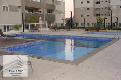 Apartamento Na Vila Augusta, Residencial Supremo, 108m², 2 Vagas. - Codigo: Ap0284 - Ap0284