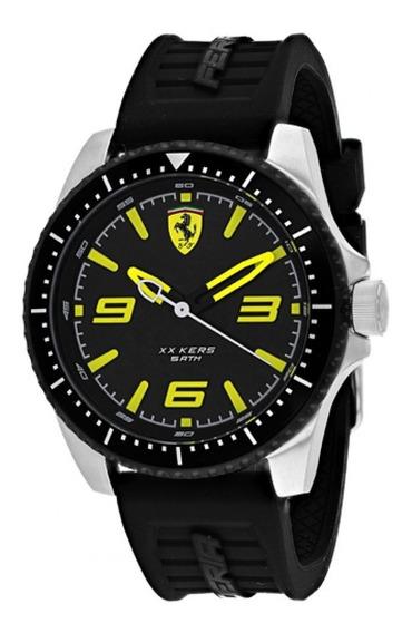 Reloj Para Hombre Ferrari Modelo: 830487 Envio Gratis