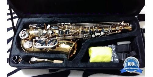 Remate Saxo Saxofon Alto California Liquidacion Mejor Precio