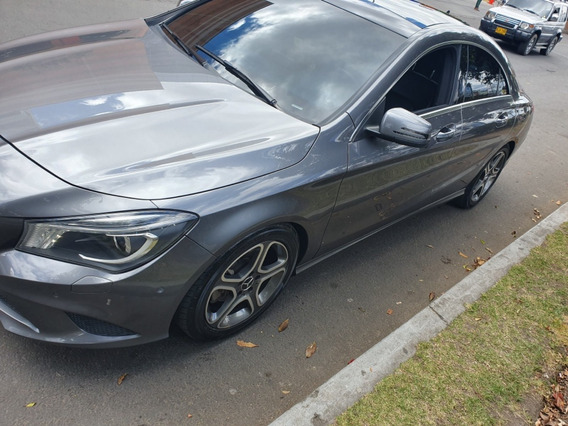 Mercedes-benz Clase Cla Cla 200 Platinum Turbo 2014