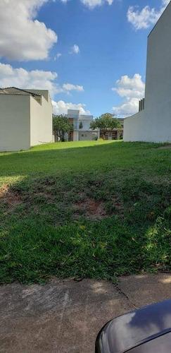 Terreno À Venda, 250 M² Por R$ 300.000,00 - Condomínio Residencial Vila Azul - Sorocaba/sp - Te0517
