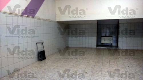 Imagem 1 de 6 de Salão Comercial Para Locação Em Pestana  -  Osasco - 28128