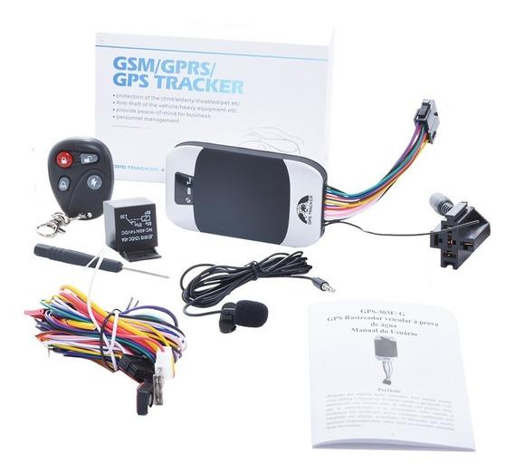 Rastreador Gps Bloqueador Veicular Tk-303g Coban Carro Moto