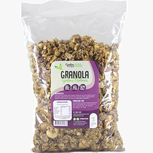 Granola Grãos Nobres - 800g