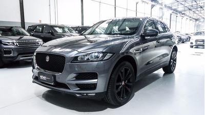 Jaguar F-pace Prestige 2019 - Blindado