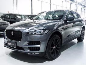 Jaguar F-pace Prestige Blindado Nível 3 A 2018