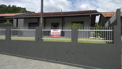 Casa Residencial À Venda, Passo Manso, Blumenau. - Ca0423