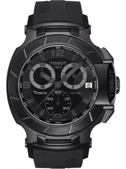 Relogio Tissot T Race T0484173705700 Moto Gp Black Original