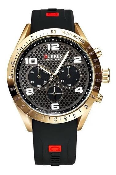 Promoção Relógio Masculino Curren Original