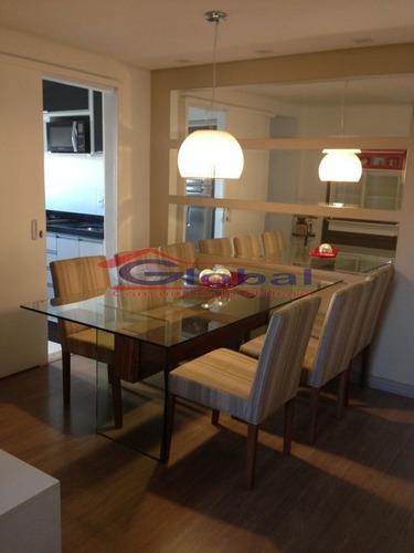 Apartamento - Vila Guiomar/sa - Gl39878