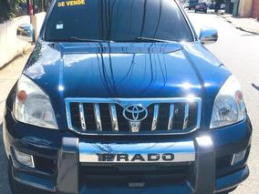 Toyota Prado Año 06, 4 Cilindros 4x4 3 Filas De Asientos