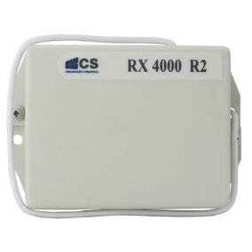 Receptor 2 Canais 433,92mhz Code Learn Rx4000 R2 Cs Promoção