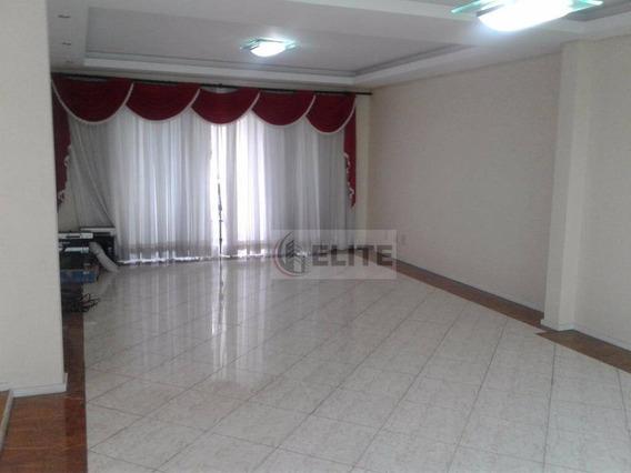 Sobrado Residencial À Venda, Bairro Jardim, Santo André. - So0652