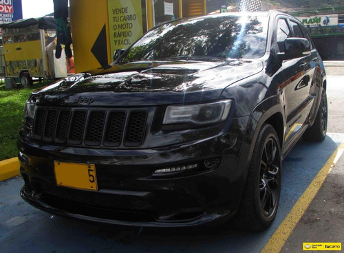 Jeep Grand Cherokee Deportiva