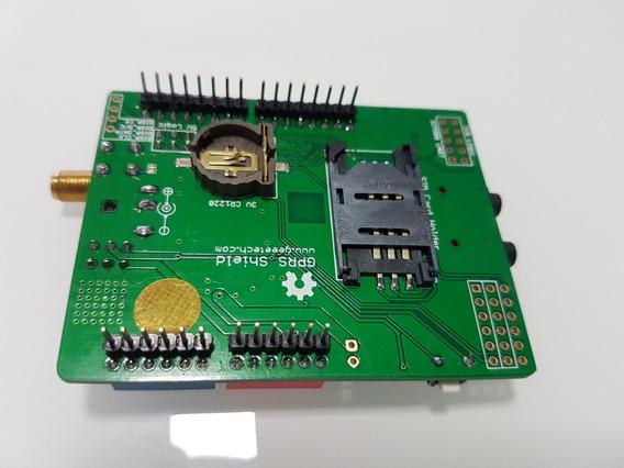 Módulo Gsm Gprs Shield Sim900 Arduino