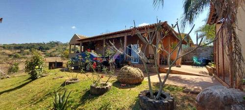 Imagem 1 de 30 de Chácara Com 2 Dormitórios À Venda, 2000 M² Por R$ 435.000,00 - Estrada Do Coroados - Londrina/pr - Ch0224