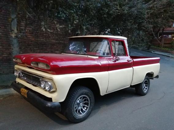 Chevrolet Apache 1960 Platon Pick Up Colección