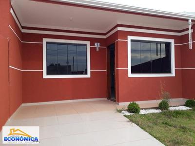 Casa 3 Dormitórios Para Venda Em Fazenda Rio Grande, Eucaliptos, 3 Dormitórios, 1 Banheiro, 2 Vagas - 927