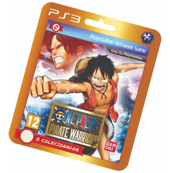 One Piece Pirate Warriors Ps3 Em Oferta!