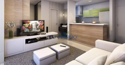Apartamento Duplex Com 2 Quartos À Venda  Setor Central - Goiânia/go - Ad0009