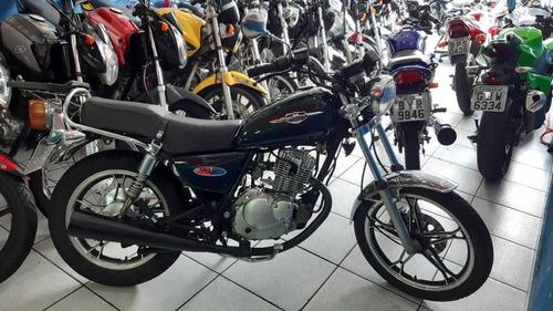 Intruder 125 2009 Linda Moto Ent 600 12 X 453 Rainha Motos