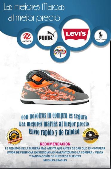 Tenis Patin Para Niño, Heelys, Modelo 770948