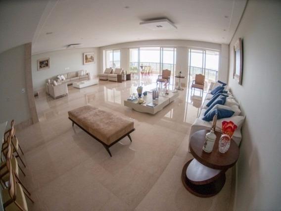 Apartamento De 555m², No Riserva Uno , Simplesmente Deslumbrante !!! - Ap00042 - 4709573