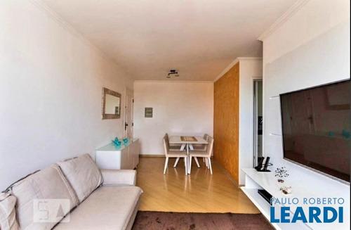 Imagem 1 de 15 de Apartamento - Vila Campestre - Sp - 642138