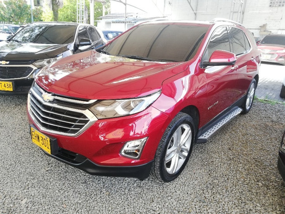 Chevrolet Equinox Prem At