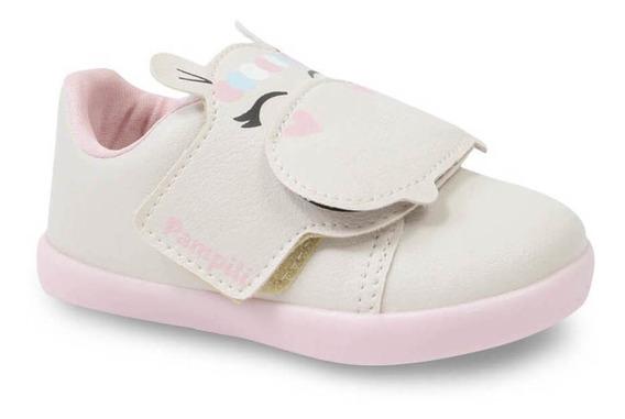 Tênis Casual Infantil Hipopótamo 108155 Menina