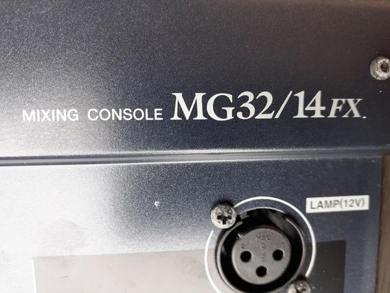 Mesa Yamaha Mg32 14f