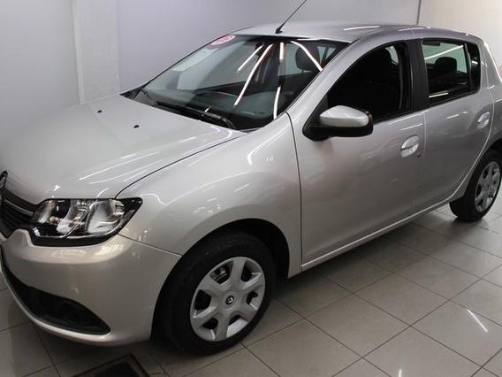 Renault Sandero Expression 1.6 8v Hi-flex, Iek1239
