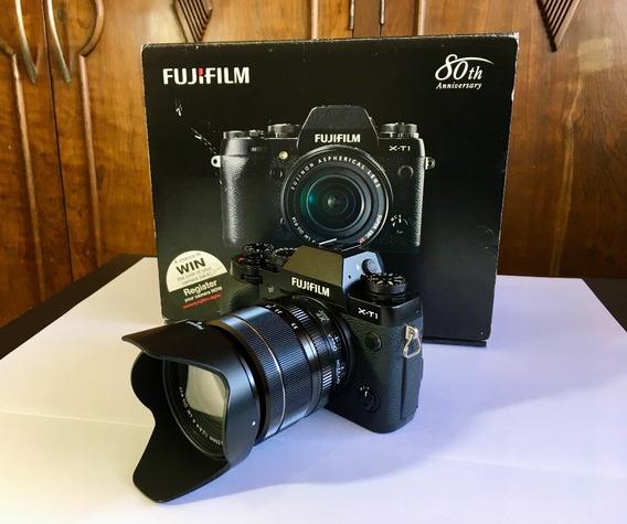 Fujifilm Xt1 + Lente Xf 18-55mm (usada 1x)
