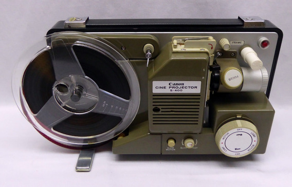 Projetor Canon S400 - Com Filme / Leia Descrição