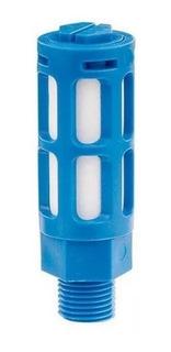 Silenciador Pneumático Plastico Rosca 1/4 Bsp