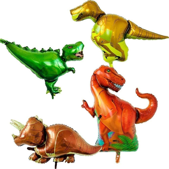 Globos De Dinosaurios Mercadolibre Com Mx Zona especial | dinosaurios carnívoros de juguete y carroñeros. globos de dinosaurios mercadolibre com mx