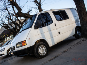 Ford Transit 2.5 Corta Diesel 1997 Blanco