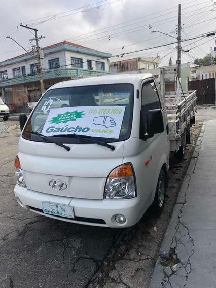Hyundai Hr 2.5 Rd Extra-longo Com/ Carroceria Tci 2p 2010