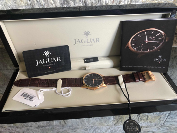 Relógio Suíço Jaguar J020arl04 P3mx