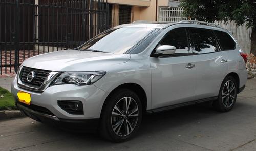 Nissan Pathfinder Exclusive Modelo 2019