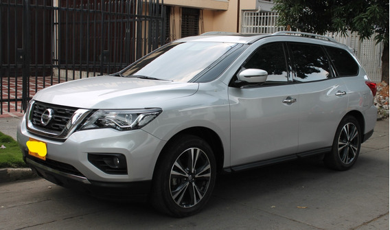 Nissan Pathfinder Exclusive Modelo 2019