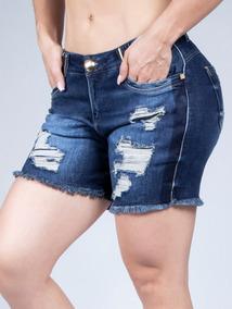 Bermuda Feminina Pit Bull Jeans 31368