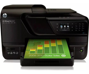 Multifuncional Officejet Pro 8600 Usado