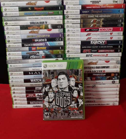 Sleeping Dogs Xbox