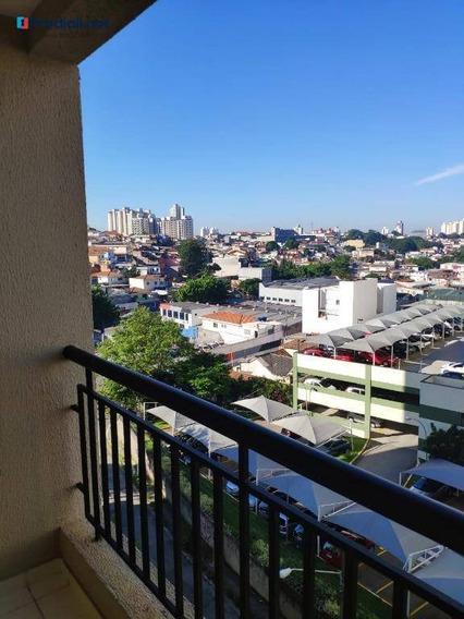 Apartamento Com 2 Dormitórios Para Alugar, 53 M² Por R$ 1.450/mês - Vila Cruz Das Almas - São Paulo/sp - Ap3253