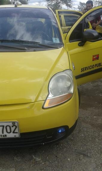 Taxi Modelo 2011 Empresa Servitaxi Popayan